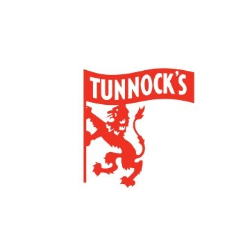 Tunnock's Placeholder image rampant lion with Tunnock's flag