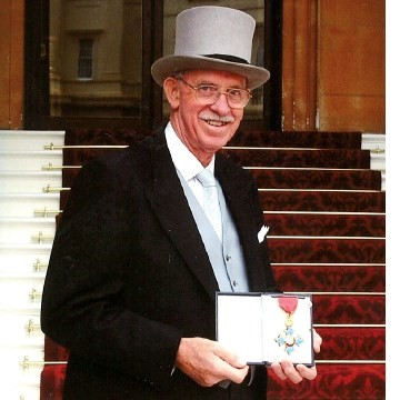 2004 Boyd awarded CBE